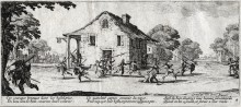 Bribones, 1633