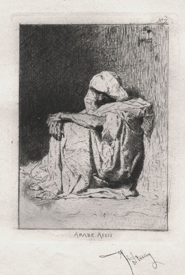 Arabe Assis, c. 1862
