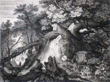Paisaje, c. 1600