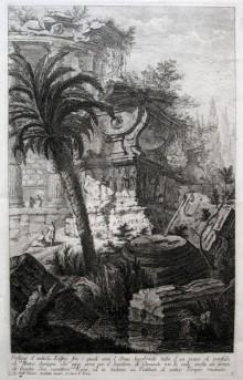 Vestiggi d'antichi Edifici, 1743
