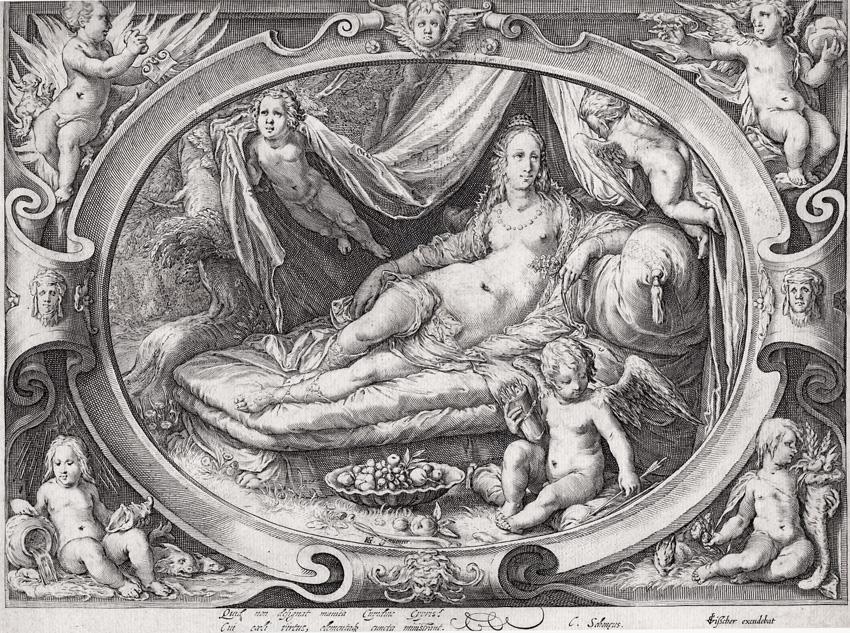 Venus, c. 1600