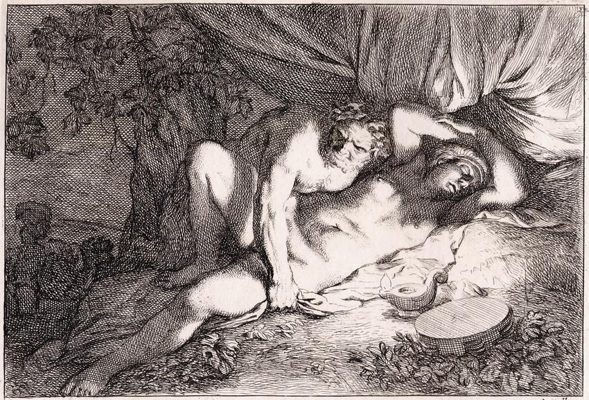 Júpiter y Antíope, ca. 1680.