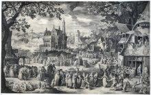 Fiesta flamenca, 1602