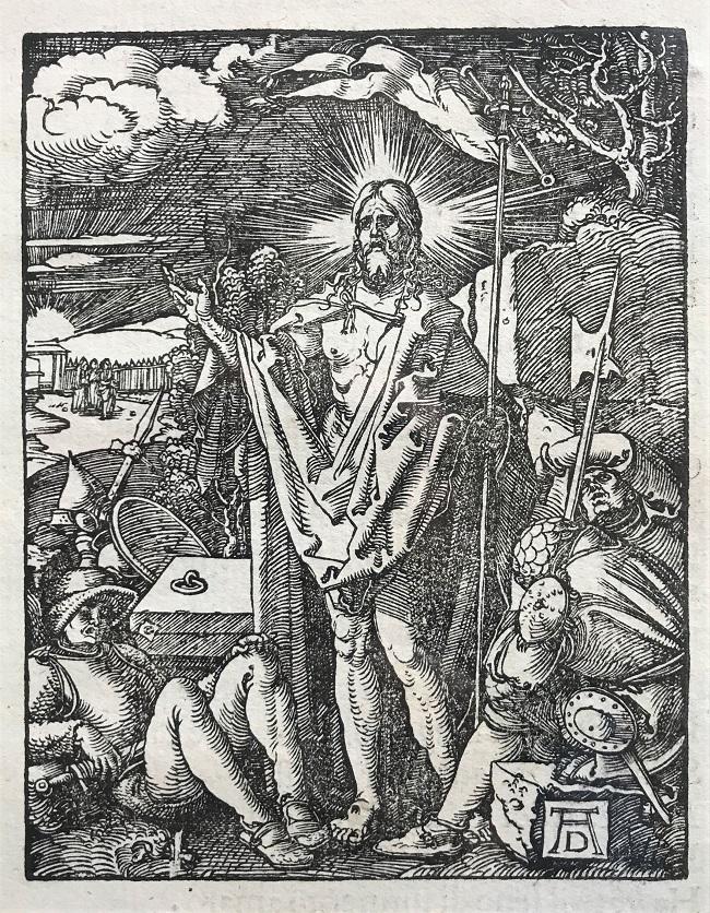 La resurrección, 1504