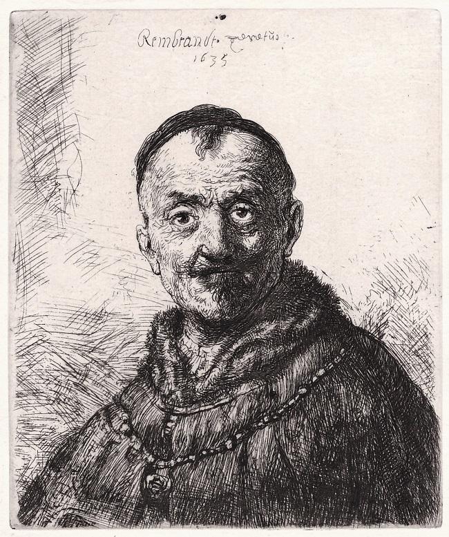 Cabeza oriental, 1635