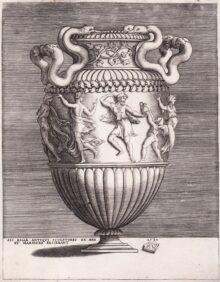Jarrón con serpientes, 1530