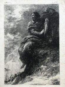 Harold en las montañas, 1884