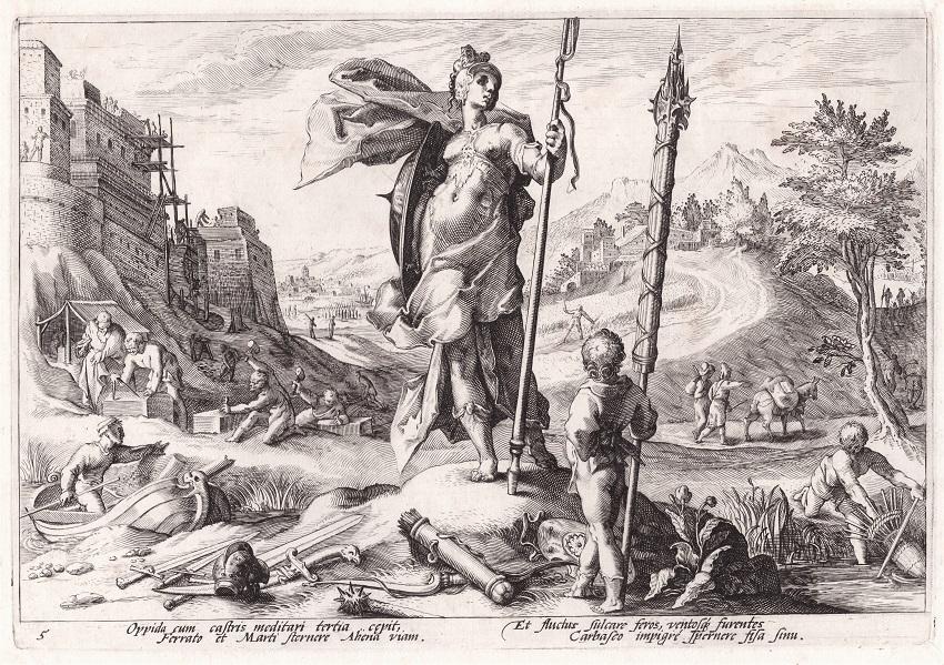 La Edad del Bronce, 1589